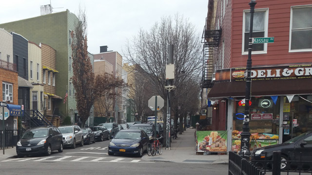 Corner Shop - Brooklyn