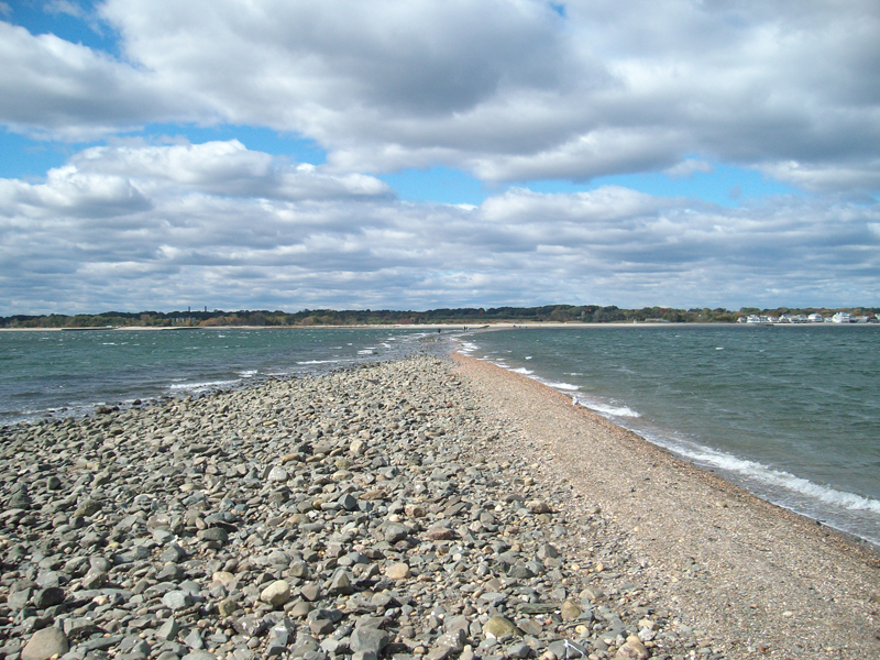 Charles Island, Milford, CT - Rising Tide