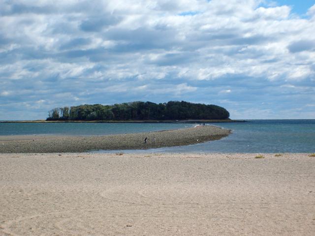 Charles Island - Milford, CT