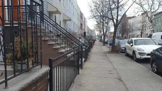 Brooklyn residential street
