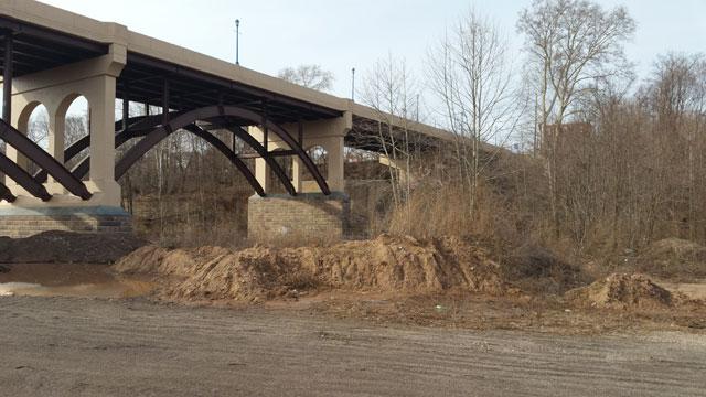 Pville Overpass