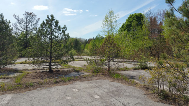 Centralia, PA - Basketball Courts off Park St