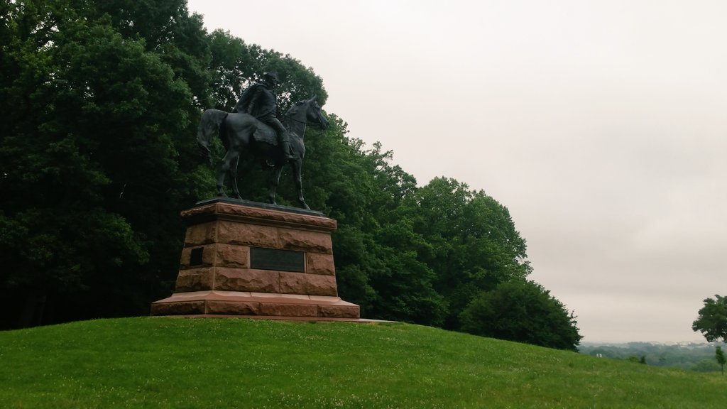Valley Forge Monument