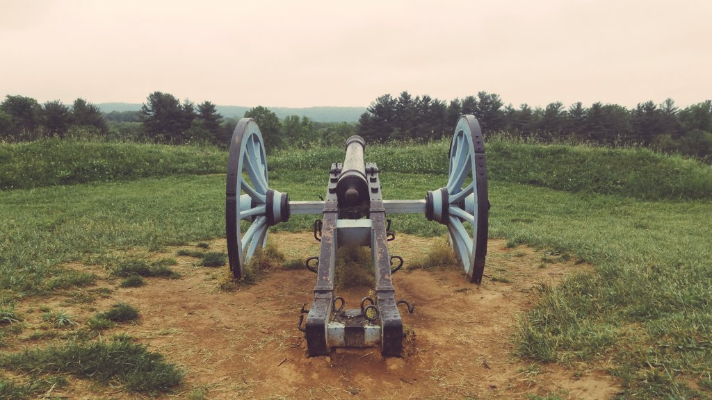 Valley Forge Park Cannon
