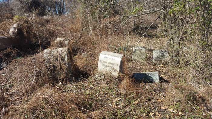Mt Moriah Cemetery 1